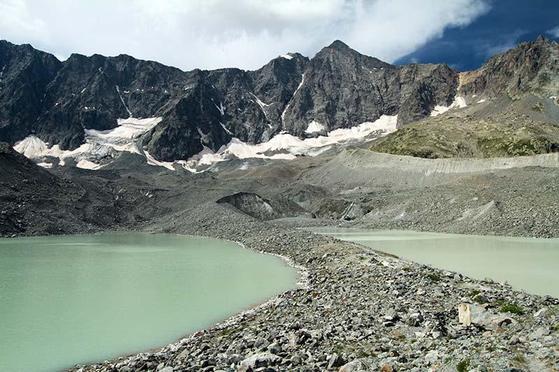 lacs d'Arsine été à Serre-Chevalier