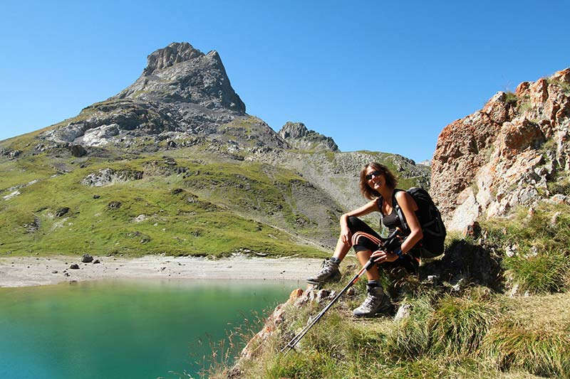 lacs autour de Serre-Chevalier