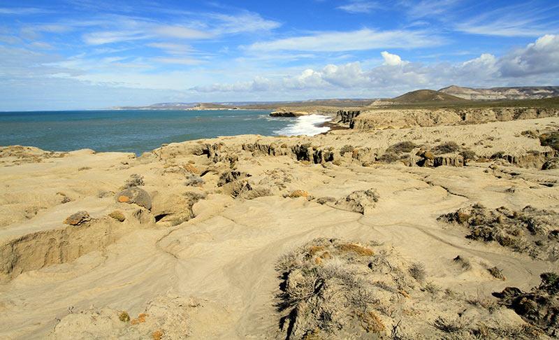 littoral argentin patagonie