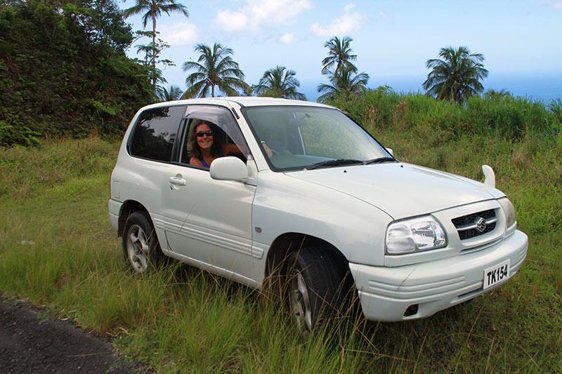 location voiture dominique