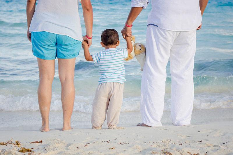 Maldives avec enfants