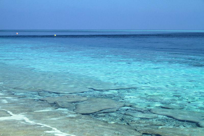maldives bleu