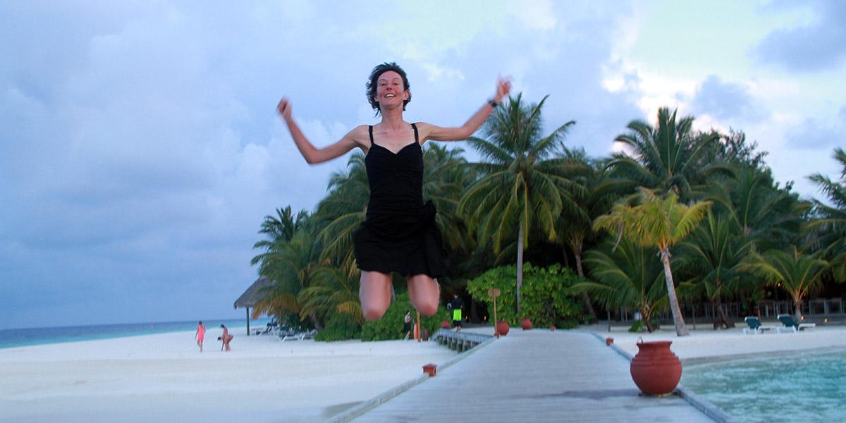 maldives bonheur