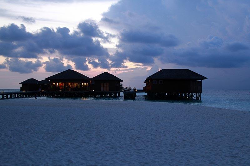 Maldives déchets
