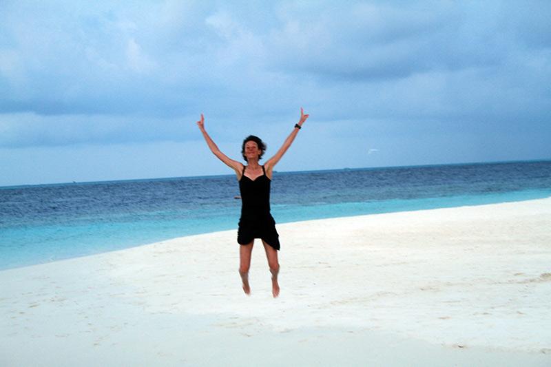 Maldives rêve éveillé