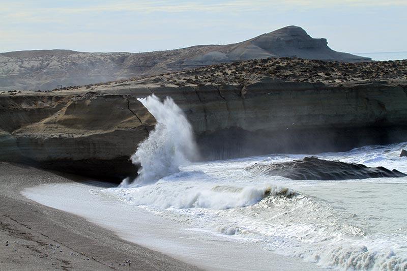 mer patagonie argentine