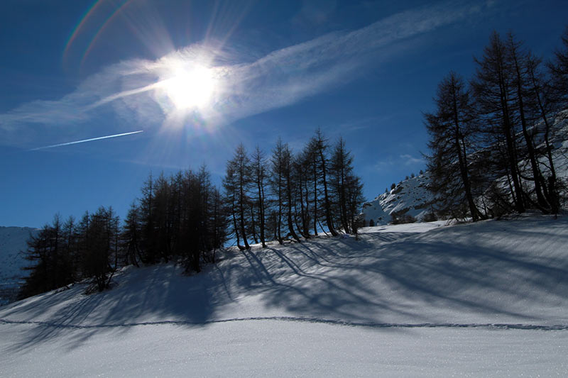 neige soleil estenc