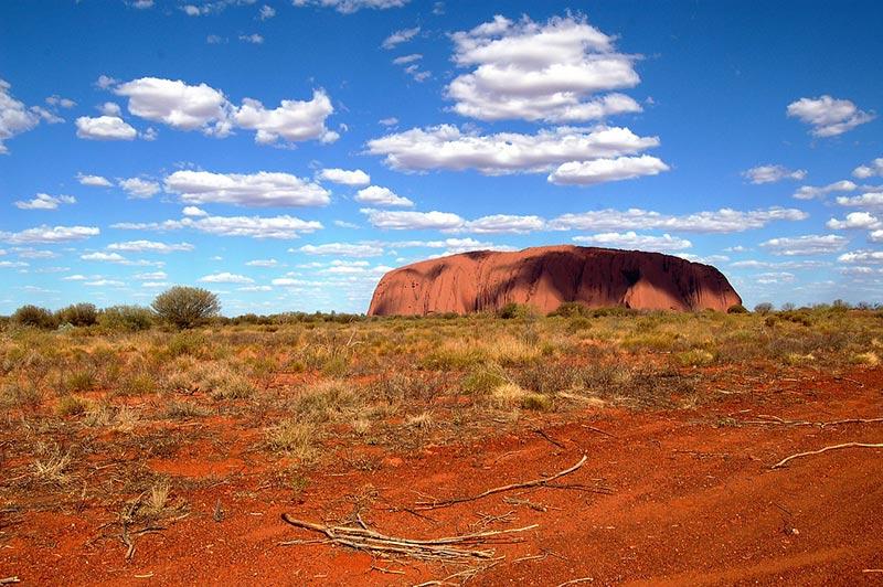 Outback australien voyage en van