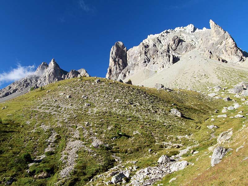 paysage vallée de la Clarée