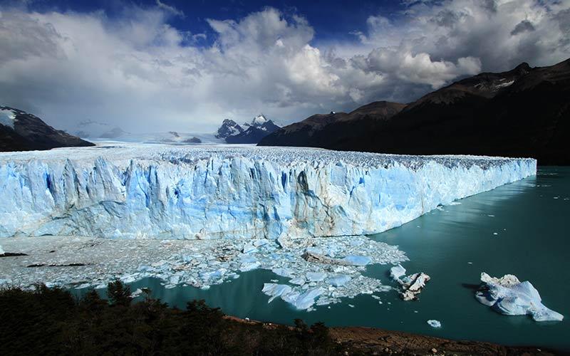 Perito Moreno glacier d'Argentine