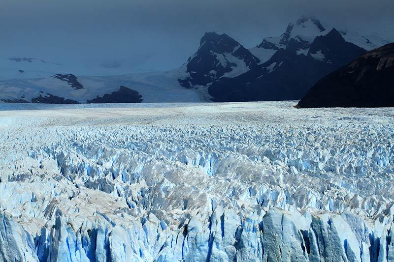 Perito Moreno Patagonie