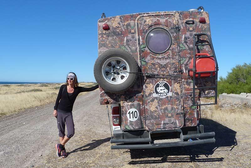 permis de conduire pour louer un van en Argentine