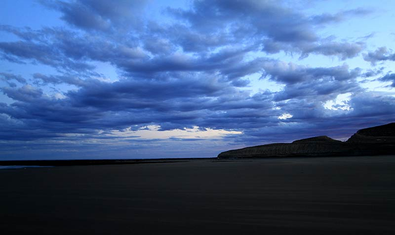 plage Comodoro Rivadavia