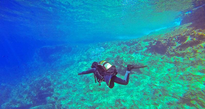 plongée Colombie