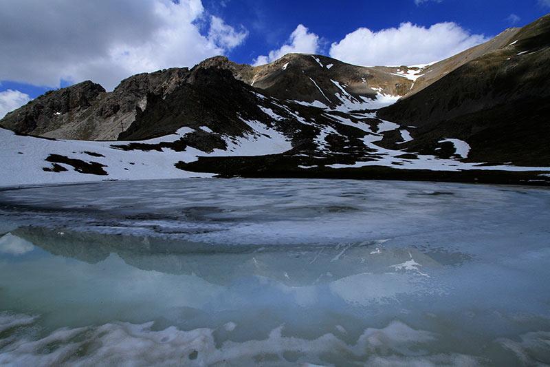 plus beaux lacs du Queyras lac Souliers