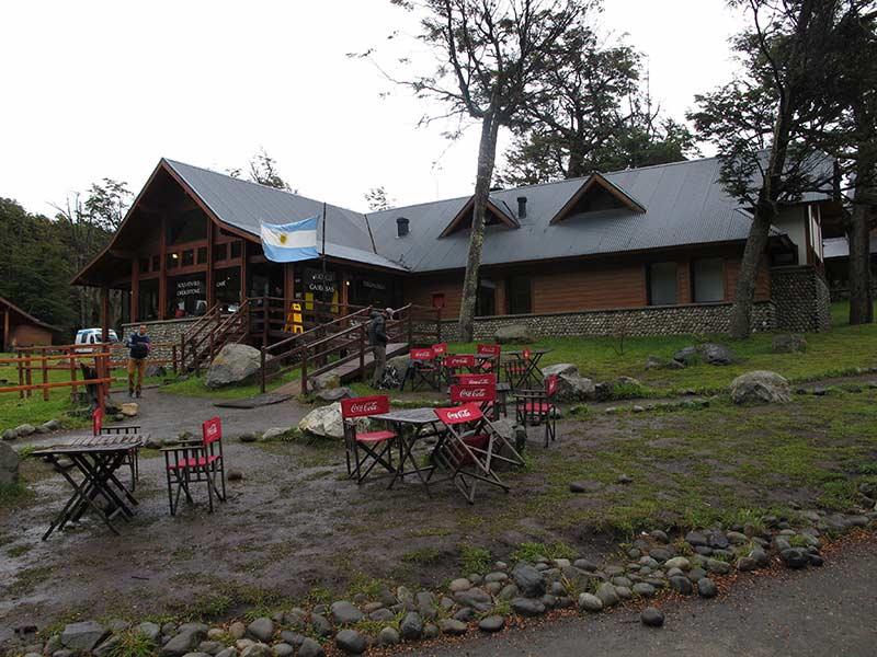 restaurant Perito Moreno