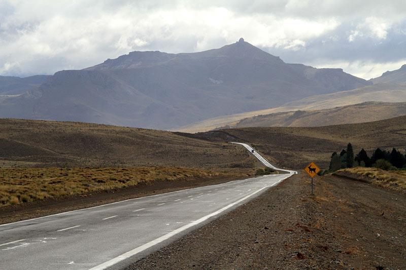 routes patagonie argentine en van aménagé