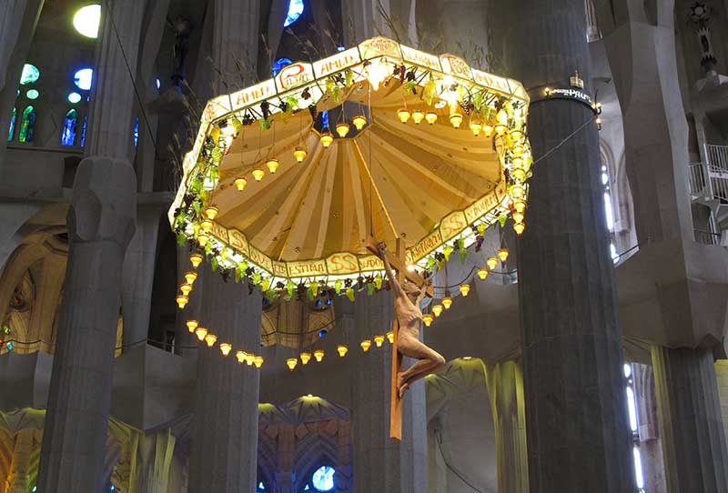 Sagrada Familia édifice religieux