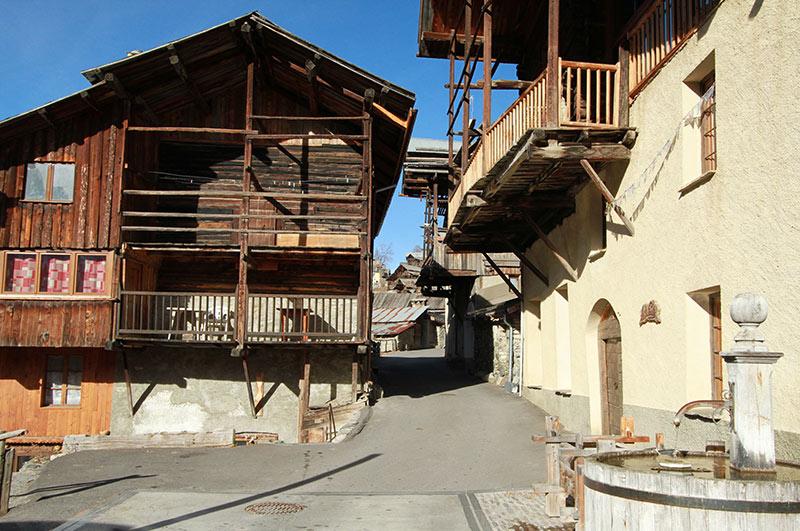séjour dans le Queyras : Saint-Véran