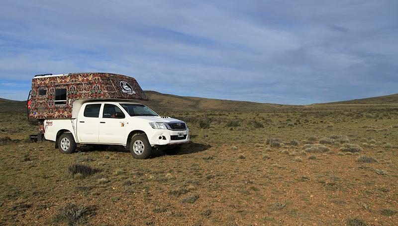 visiter parc monte leon patagonie