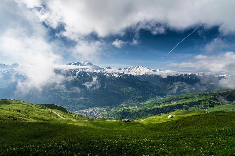 voyage en liberté dans les Alpes