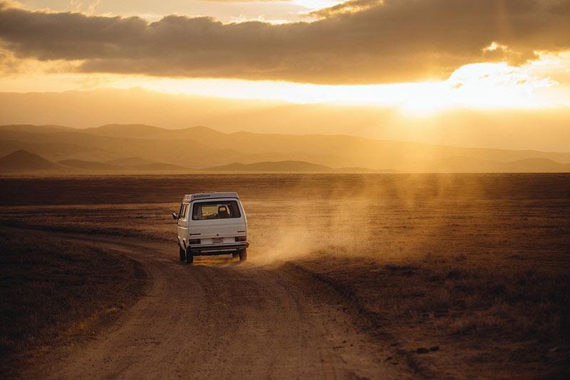 road trip en liberté