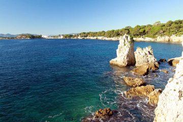 1ère fois sur la Côte d'Azur