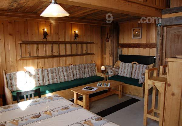 9flats, location d'un chalet dans les Alpes