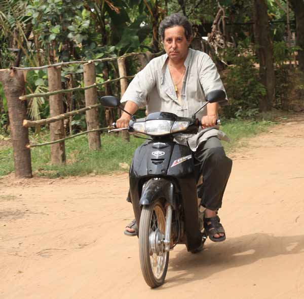 rencontres au Cambodge : Roger