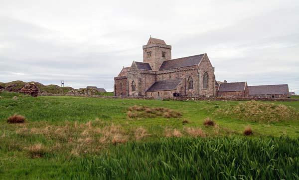 abbaye île d'Iona