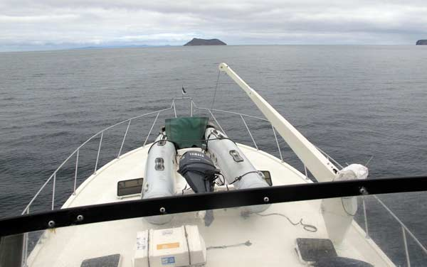 Aller sur Bartolomé aux Galapagos