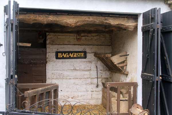 Bagagiste à Eze