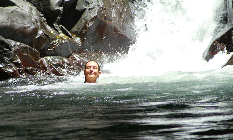 baignade Chaudiere Pool