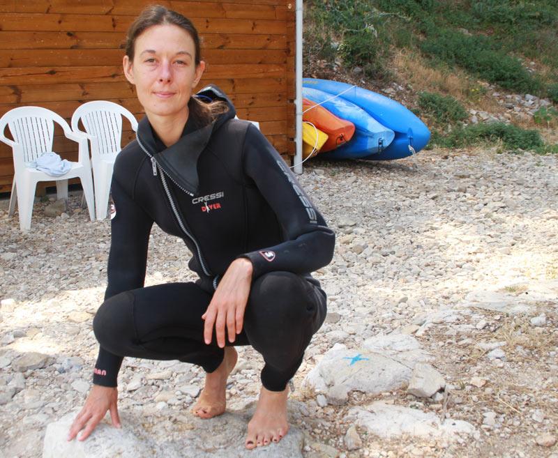 baptême de plongée Antibes