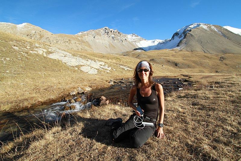 batterie Lumsing pour randonnée montagne