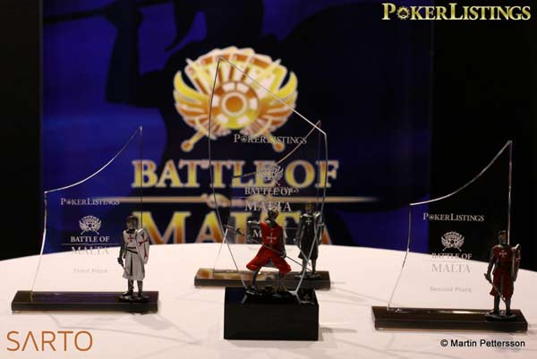 Voyage à thème : battle of Maltia