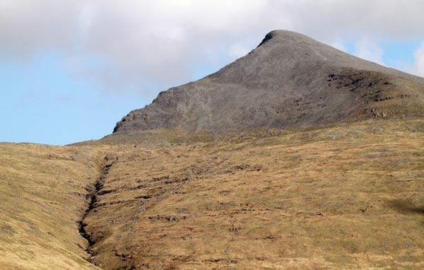 Ben More, Munro de l'île de Mull