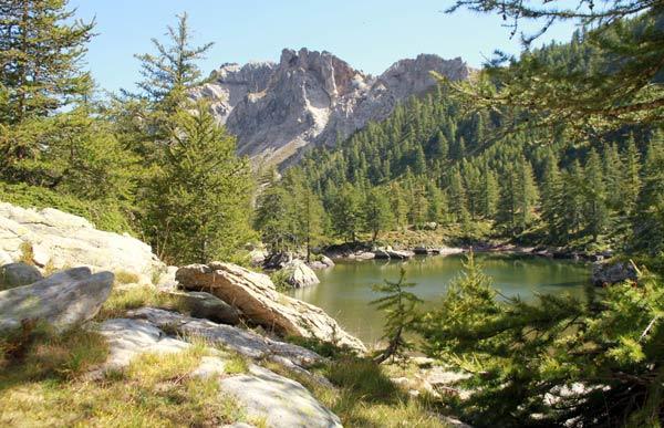 bivouac vallée des merveilles