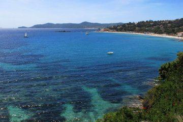 bleu méditerranéen côte d'azur