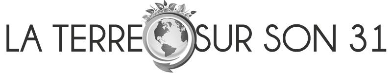 La Terre sur son 31 logo