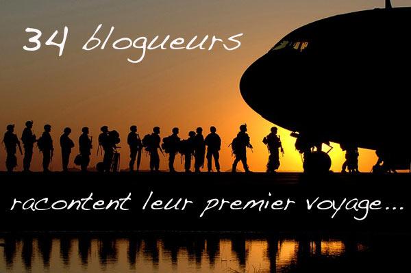 Premier voyage de blogueurs