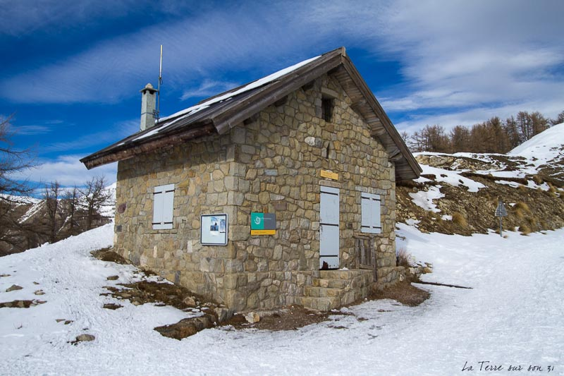 Cabane des Tueis