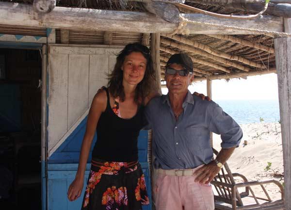 Chez Andrea à Madagascar