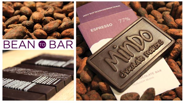 Chocolat artisanal à Mindo