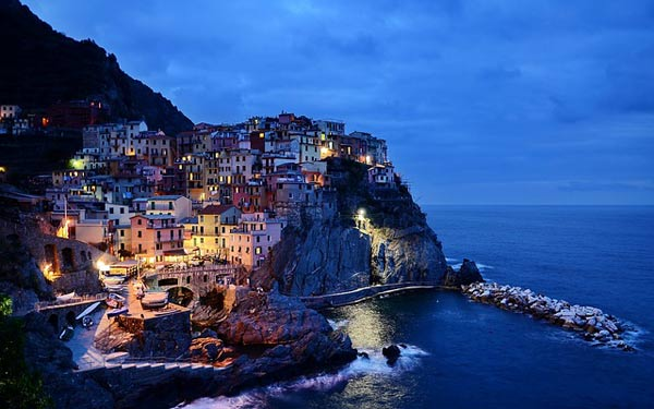 cinque terre, voyage en Italie