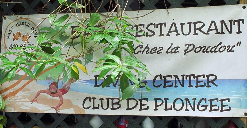 club plongée Dominique