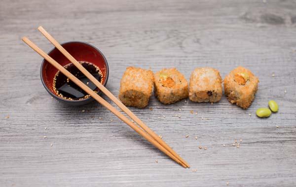 côté sushi crispy saumon
