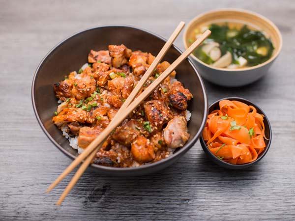 côté sushi donburu