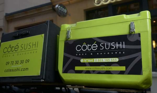 côté sushi livraison