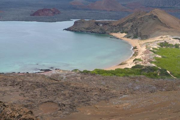 Bartolomé aux Galapagos